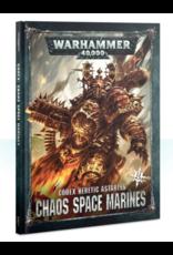 Warhammer 40K Codex: Chaos Space Marines 2