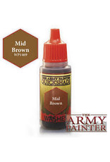 Army Painter Army Painter Washes: Mid Brown