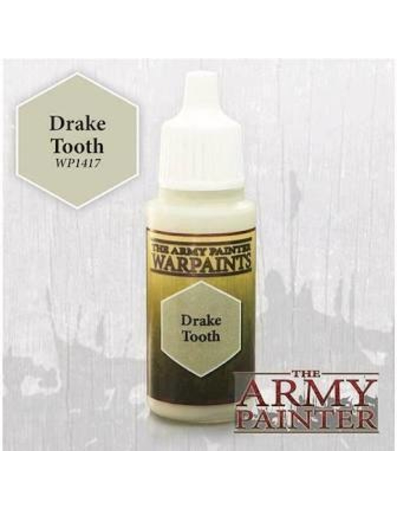 Army Painter Army Painter: Drake Tooth