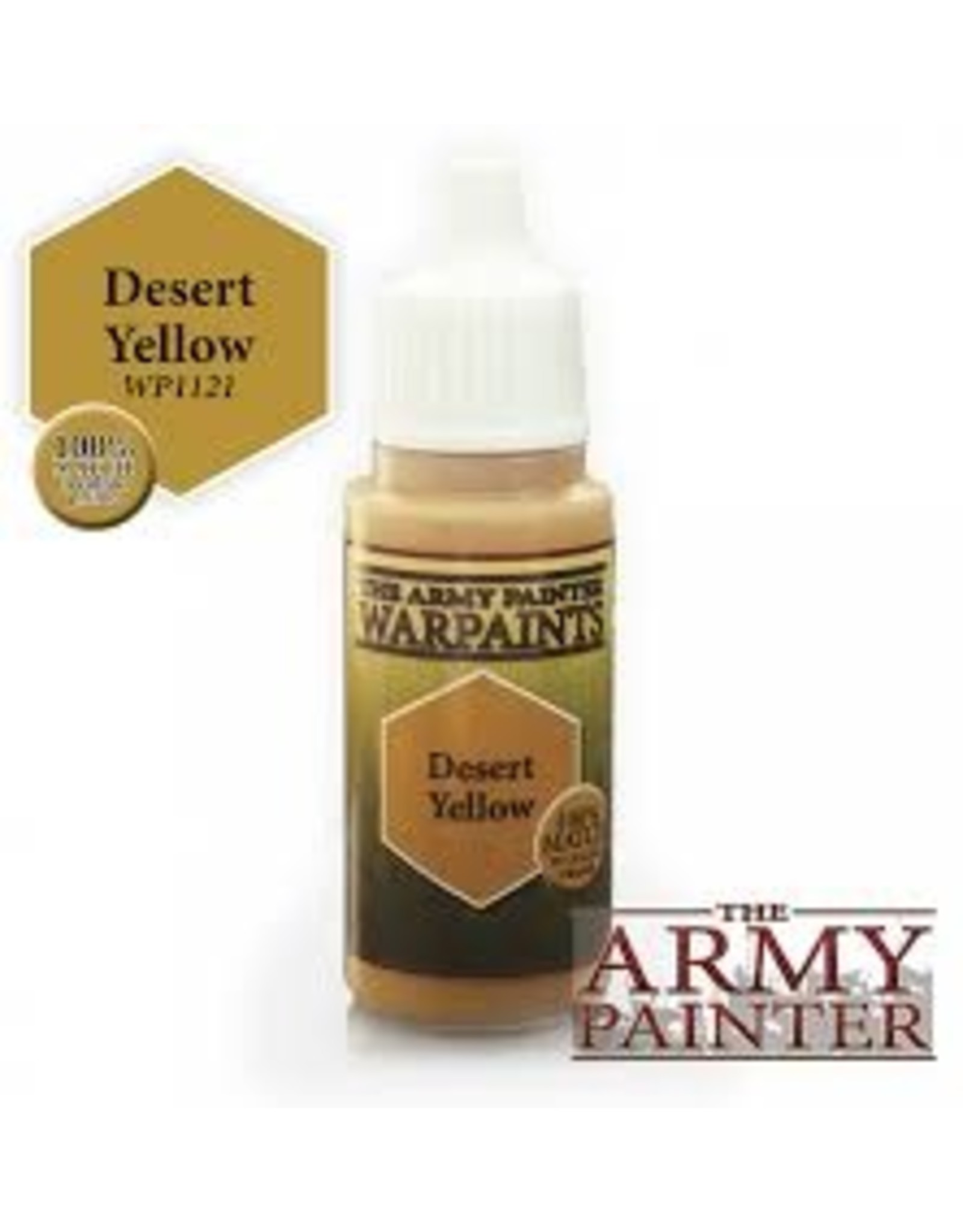 Army Painter Army Painter: Desert Yellow