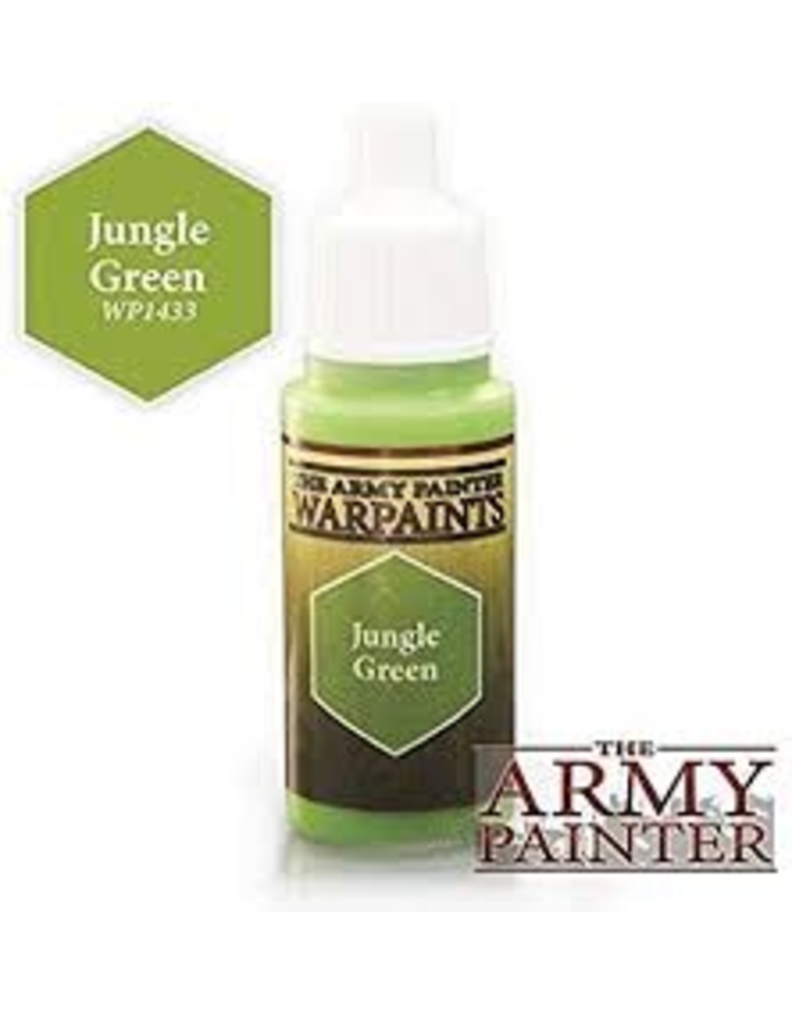 Army Painter Army Painter: Jungle Green