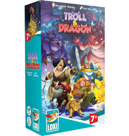 Iello Troll & Dragon