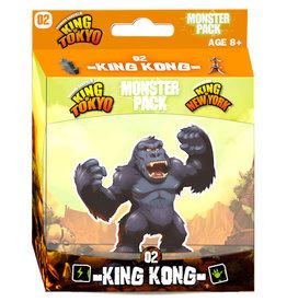 Iello King of Tokyo 2E: Mon Pack 2: King Kong