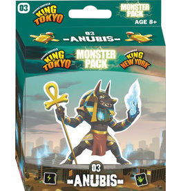 Iello King of Tokyo: Monster Pack: Anubis