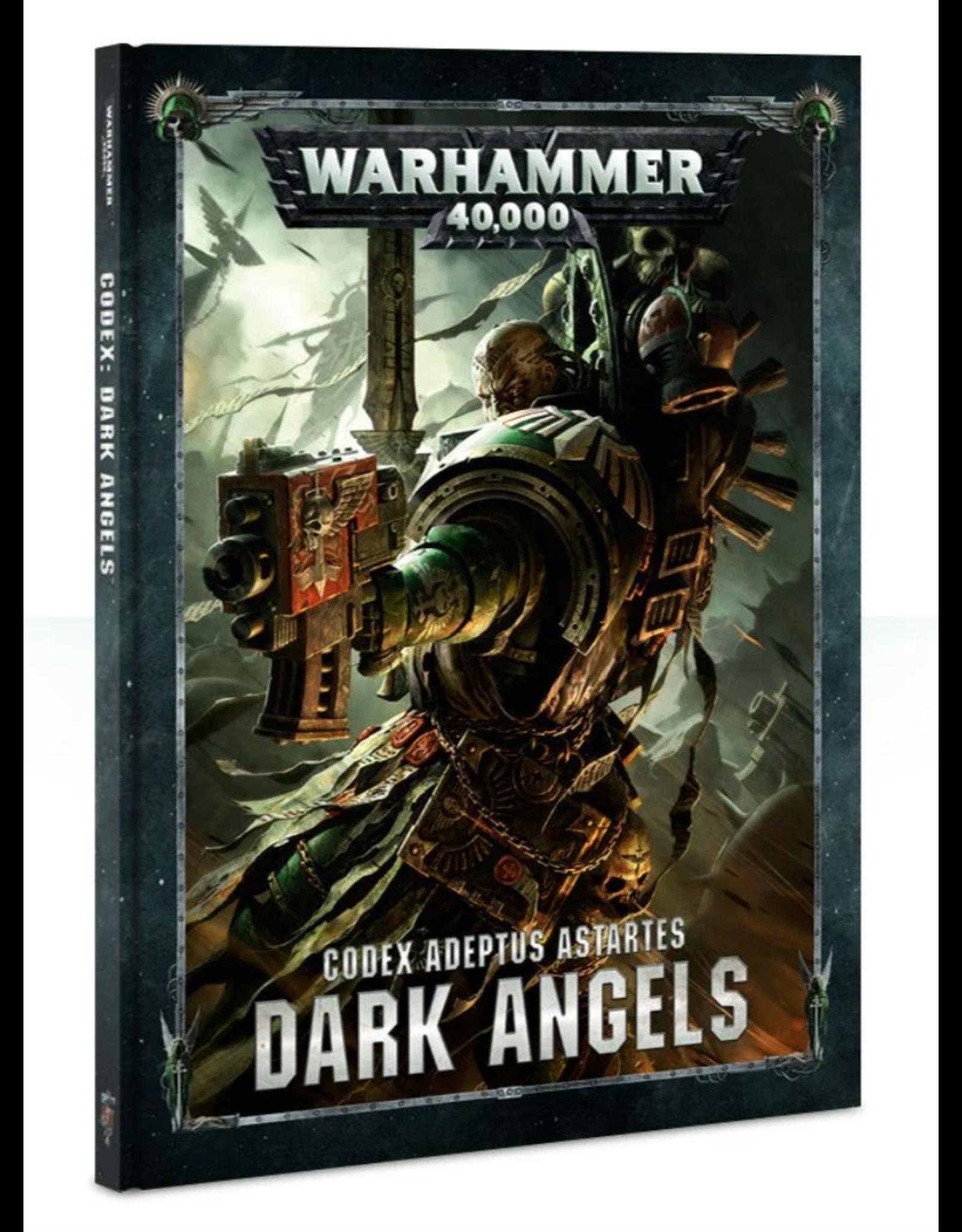 Warhammer 40K Codex: Dark Angels