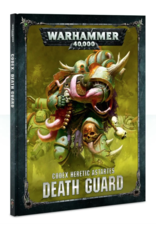 Warhammer 40K Codex: Death Guard (Chaos)