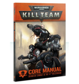 Warhammer 40K Warhammer 40K Kill Team Core Manual
