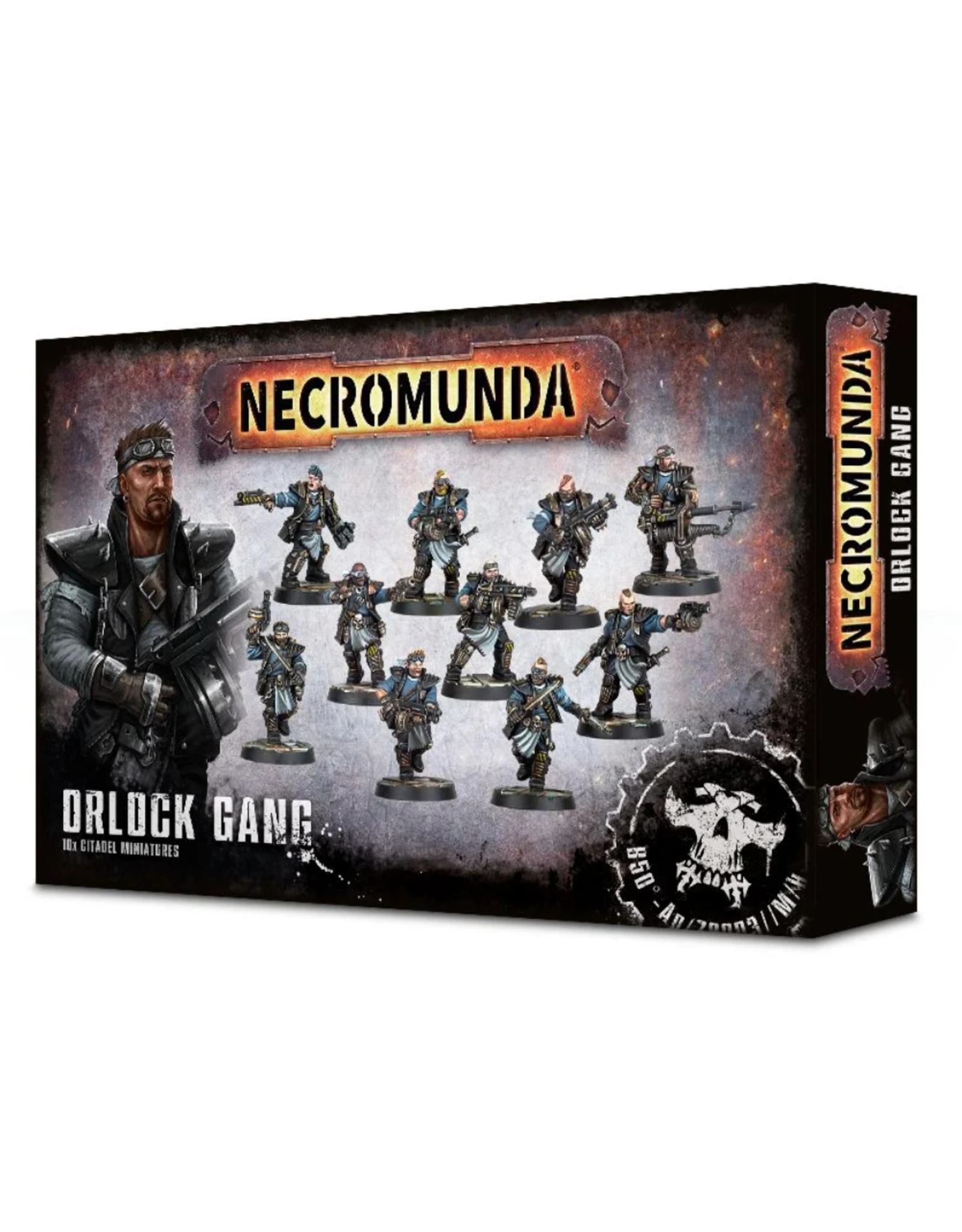 Necromunda Necromunda Orilock Gang