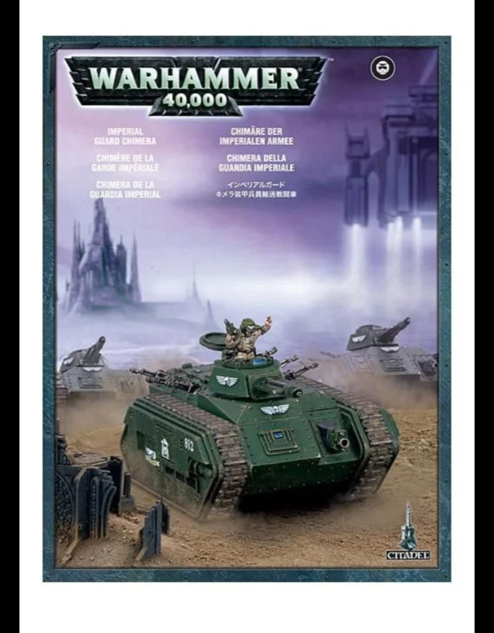 Warhammer 40K Astra Militarum Chimera
