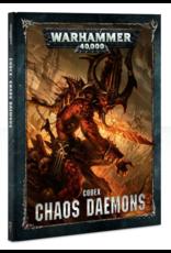 Warhammer 40K Codex Chaos Daemons (40K)