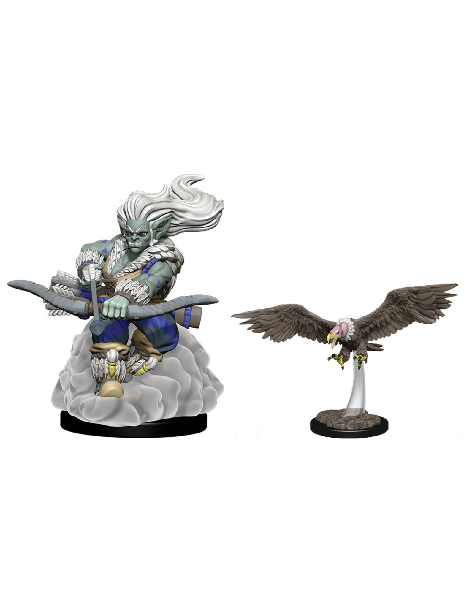 Wiz Kids WizKids Wardlings: W4 Wind Orc & Vulture