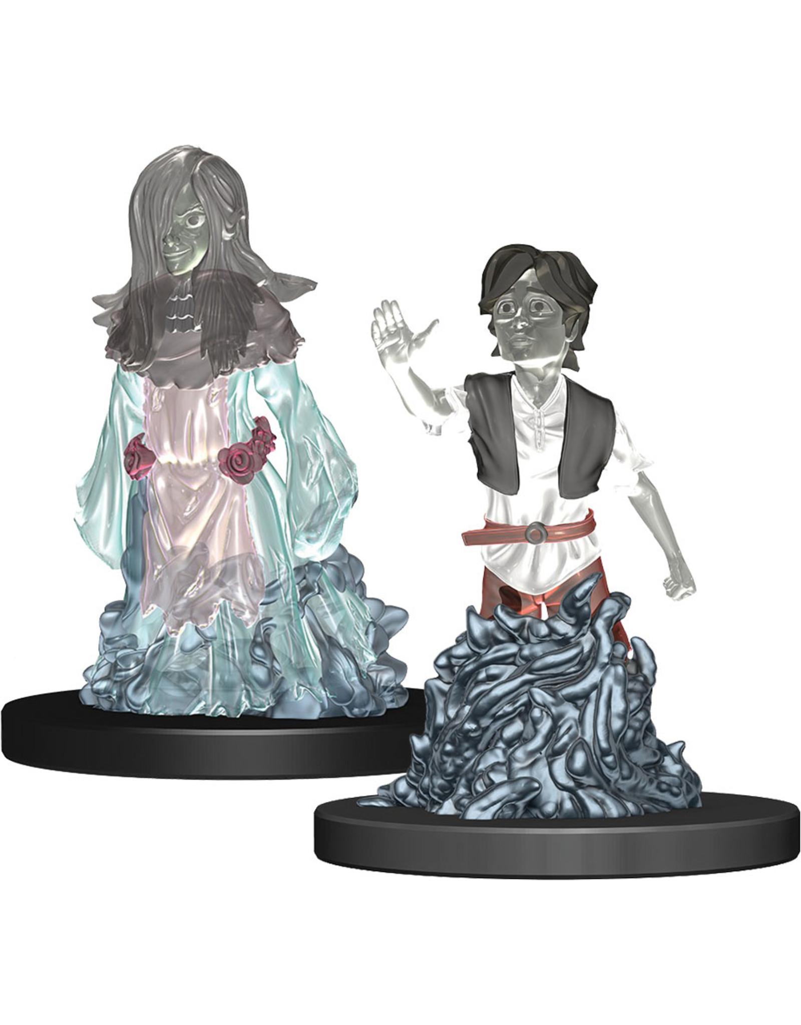 Wiz Kids WizKids Wardlings: W3 Ghost (Male & Female)