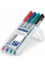 Chessex Water Soluble Markers - 4pk
