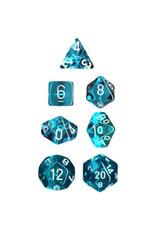 Chessex 7-Set Polyhedral CubeTR TLwh