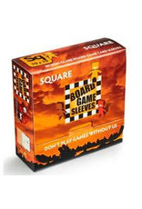 Deck Protector: NG: Square Board Game OR (50)
