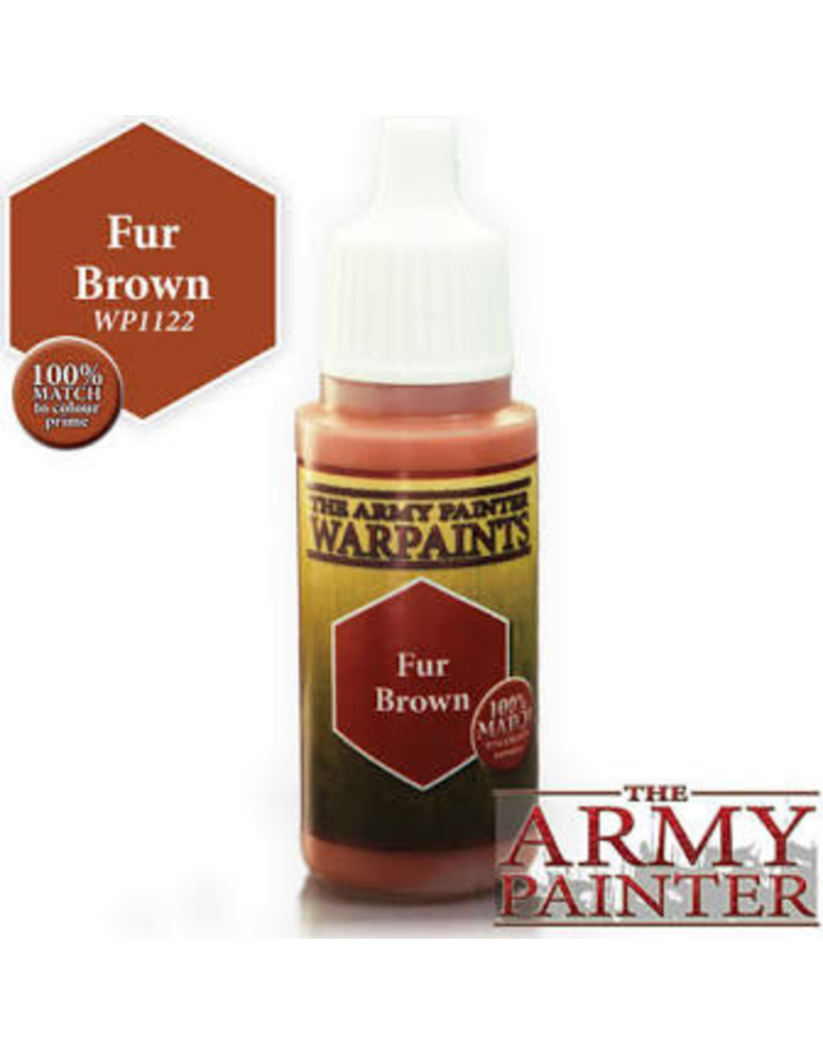 Army Painter Army Painter: Fur Brown