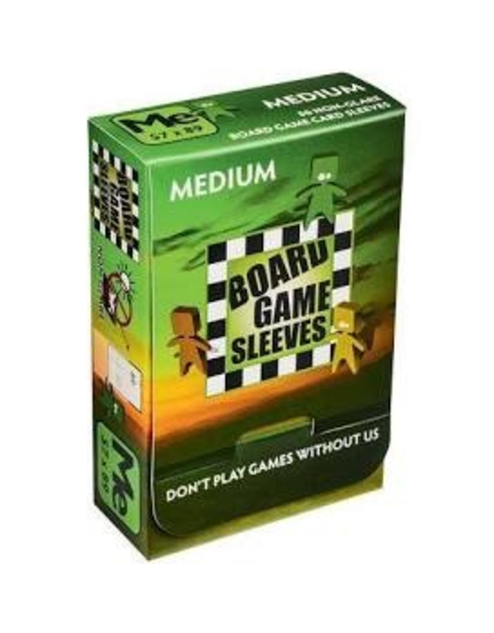 Deck Protector: NG: Medium Board Game Sleeves (50)