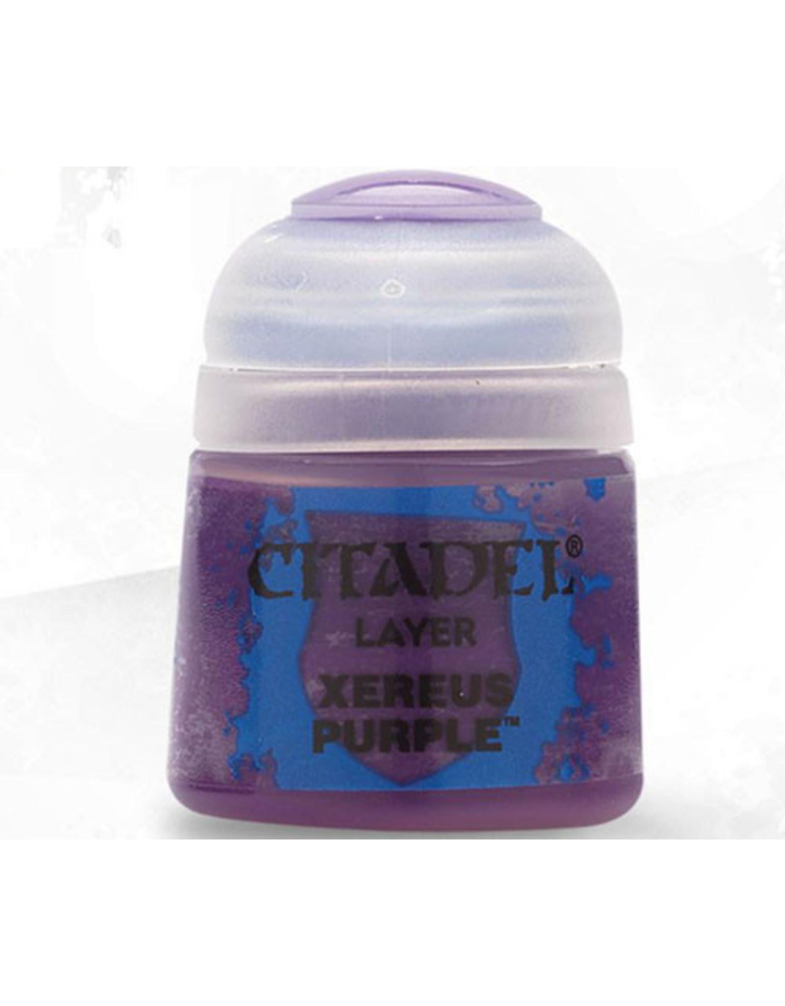 Citadel Citadel Paints: Layer - Xereus Purple