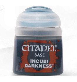 Citadel Citadel Paints: Base - Incubi Darkness