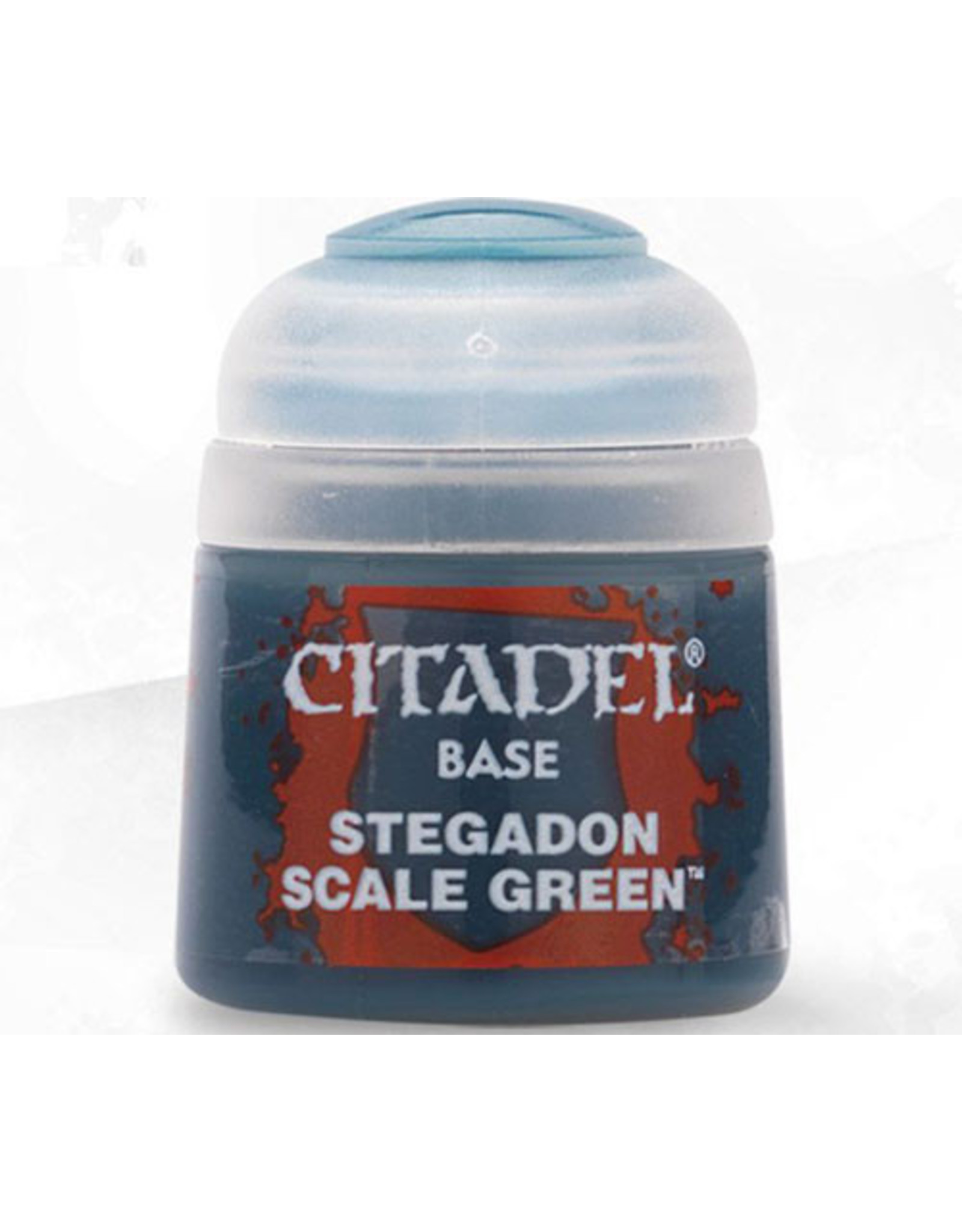 Citadel Citadel Paints: Base - Stegadon Scale Green
