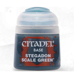 Citadel Citadel Paints: Base - Stegadon Scale Green