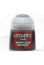 Citadel Citadel Paints: Base - Warplock Bronze