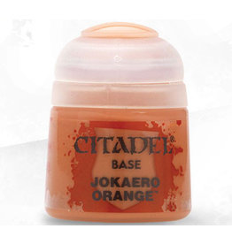 Citadel Citadel Paints: Base - Jokaero Orange