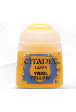 Citadel Citadel Paints: Layer - Yriel Yellow