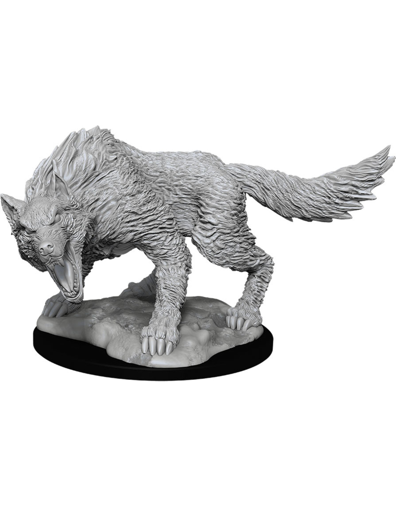 Wiz Kids D&D NMU: W11 Winter Wolf