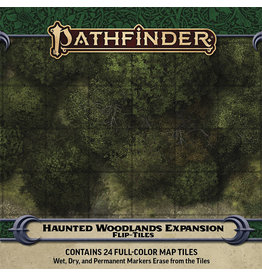 Paizo Publishing PFRPG: Flip-Tiles: Haunted Woodlands Expansion