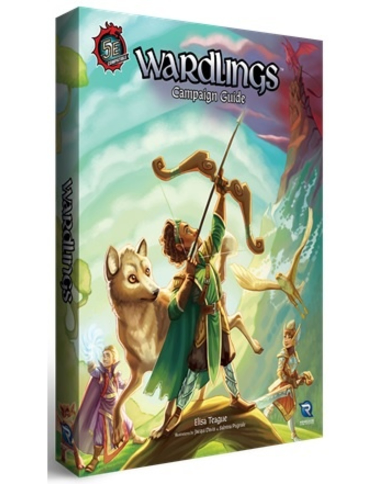 Role Playing Wardlings Campaign Guide