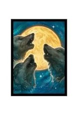 Legion Deck Protector: Double Matte 3 Wolf Moon (50)