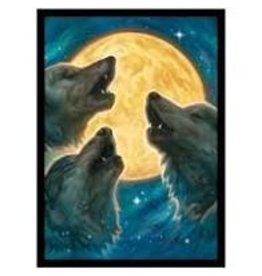 Legion Deck Protector: Double Matte 3 Wolf Moon (50)