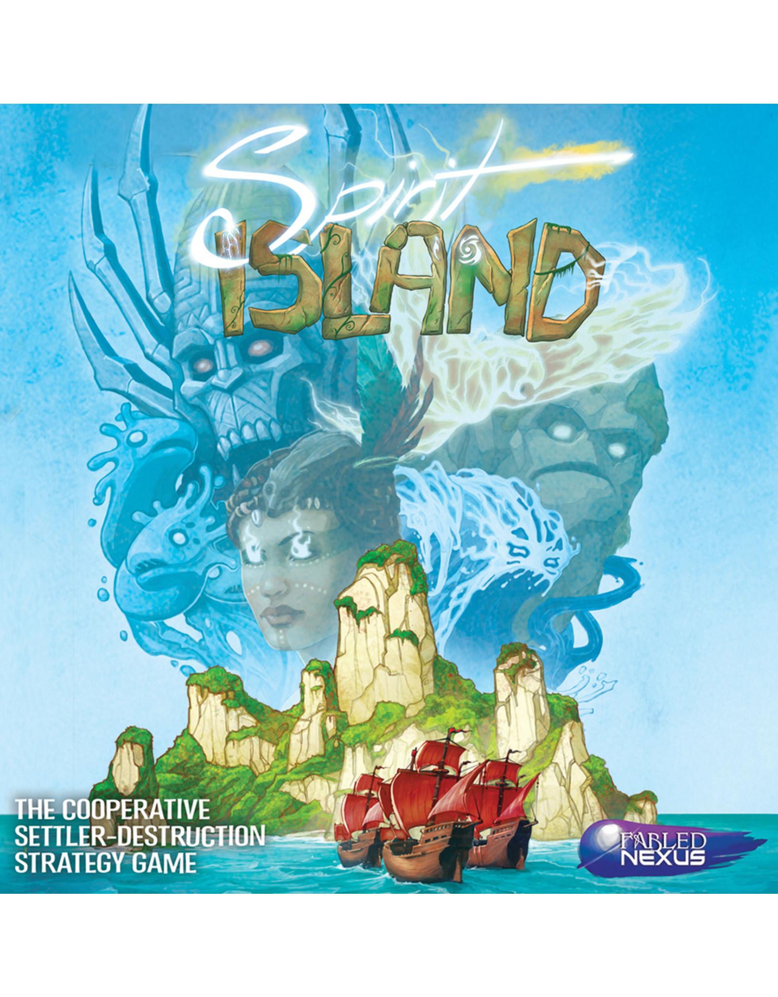 Greater Than Games, LLC Spirit Island