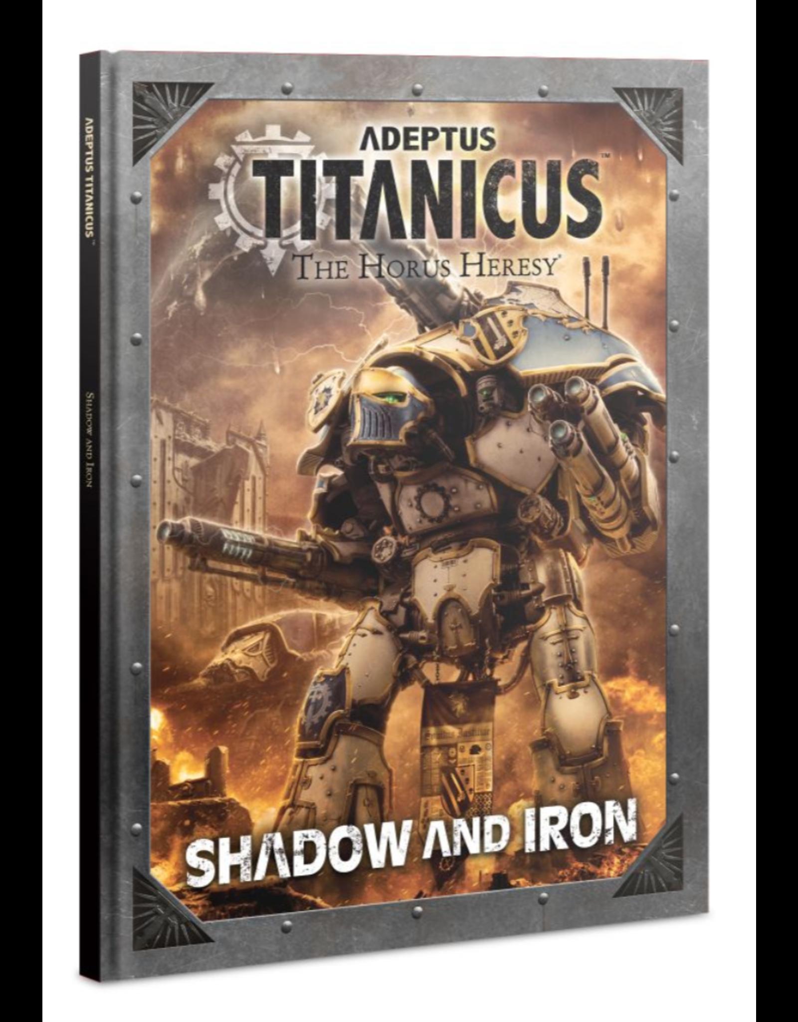 Warhammer 40K Adeptus Titanicus: Shadow and Iron