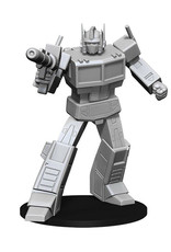 Wiz Kids Transformers Deep Cuts Unpainted Miniatures: Optimus Prime