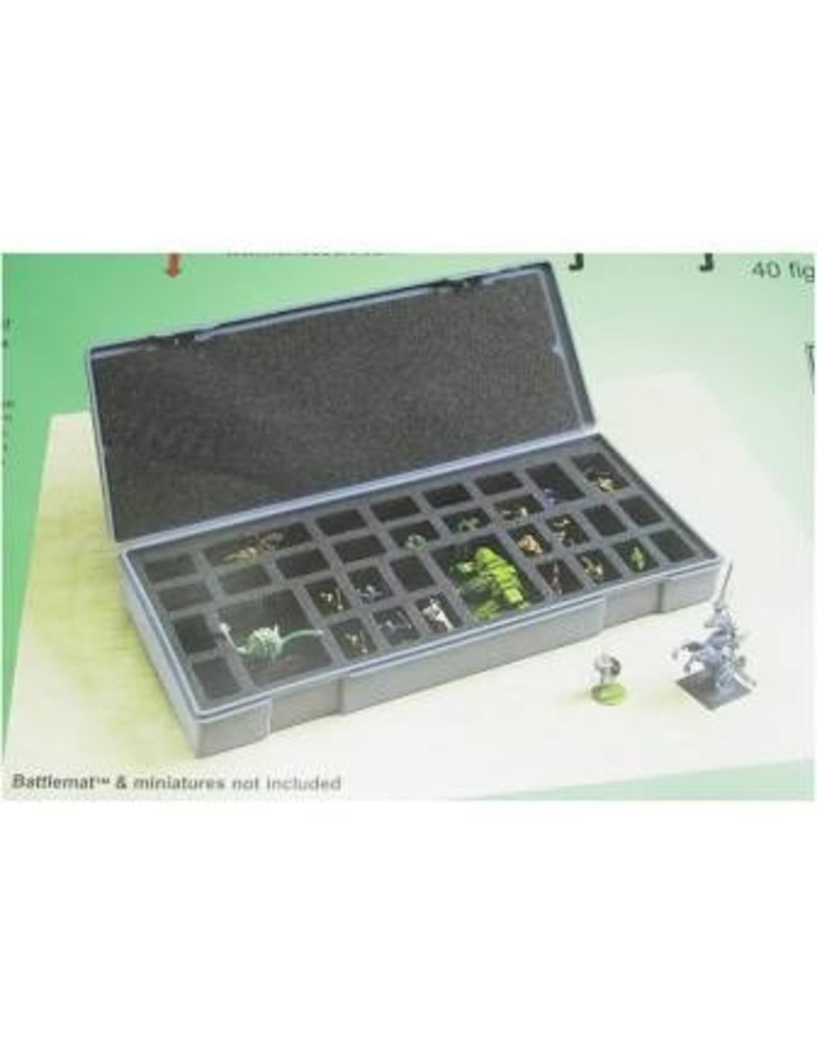 Chessex Figure Storage Box 40 figures