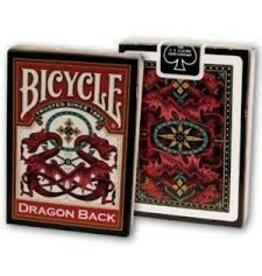 Bicycle Playing Cards: Dragon RD/BU