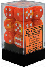 Chessex D6Cube16mm Vortex Solar/wh (12)