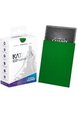 Ultimate Guard Katana Sleeve Green 100ct