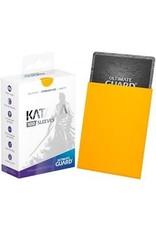 Ultimate Guard Katana Sleeve Yellow 100ct