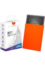 Ultimate Guard Katana Sleeve Orange 100ct