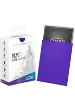 Ultimate Guard Katana Sleeve Blue 100ct