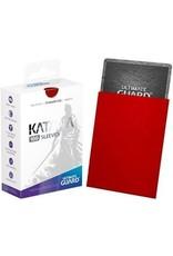 Ultimate Guard Katana Sleeve Red 100ct