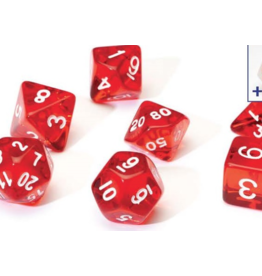 Dice 7-set TR RDwh