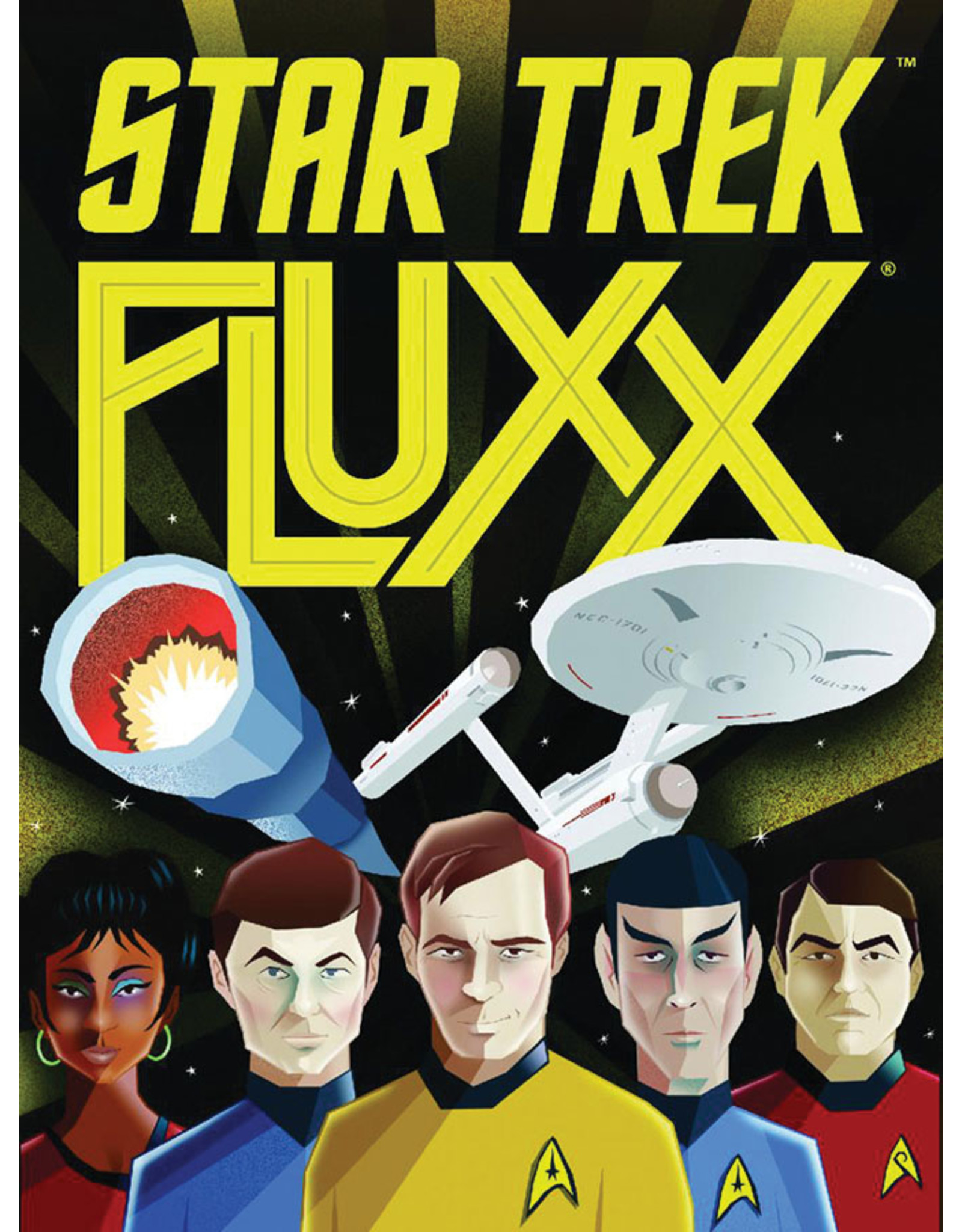 Looney Labs Star Trek Fluxx Deck