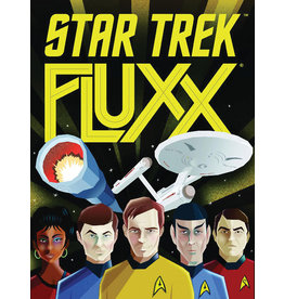 Looney Labs Star Trek Fluxx Deck