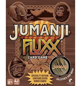 Looney Labs Jumanji Fluxx Specialty Edition