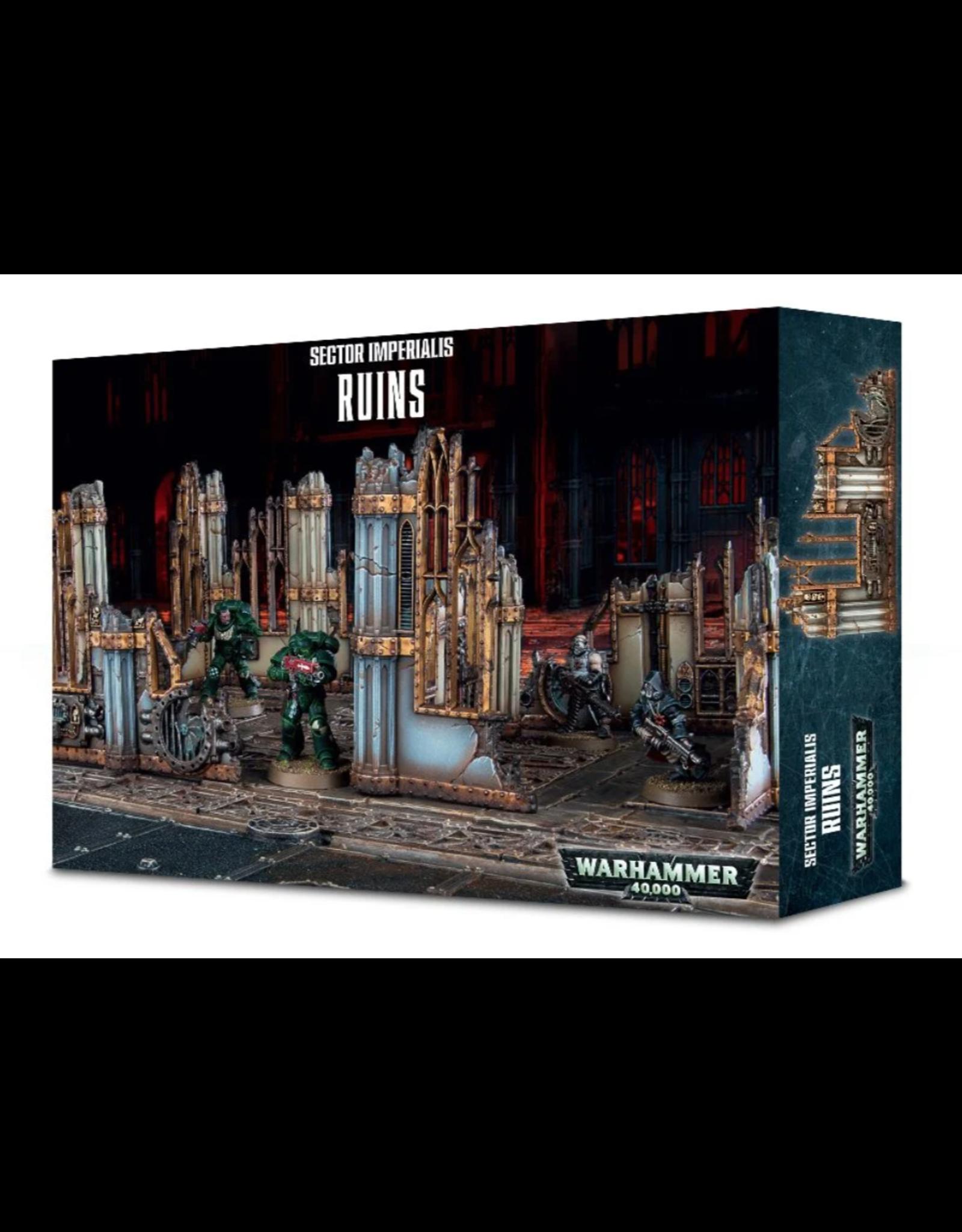 Warhammer 40K Sector Imperialis: Ruins