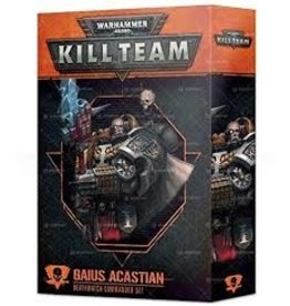Warhammer 40K Kill Team Commander: Gaius Acastian